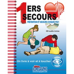 1 secours (braille - CD -)